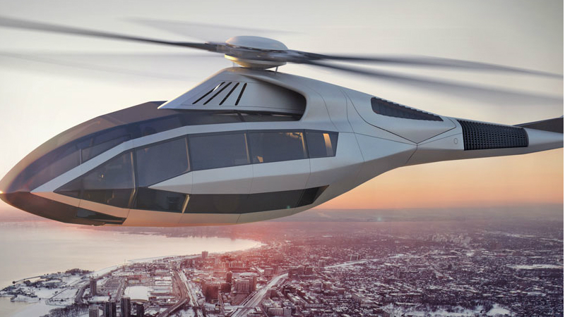 FCX-001 aircraft concept