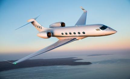 G500 jet