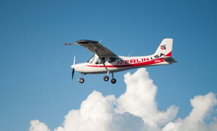 Merlin light sport aircraft