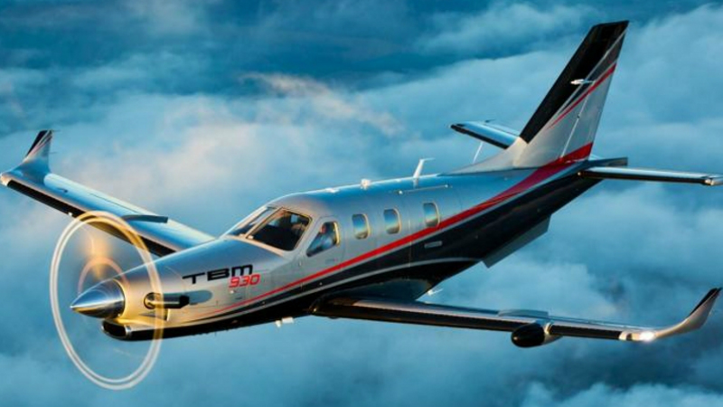 TBM 930 Business Jet