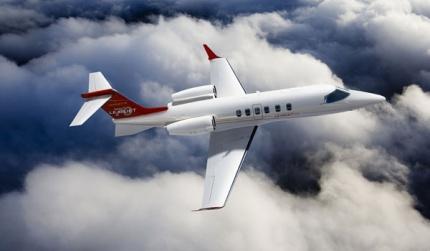 Bombardier Learjet 70 Business Jet