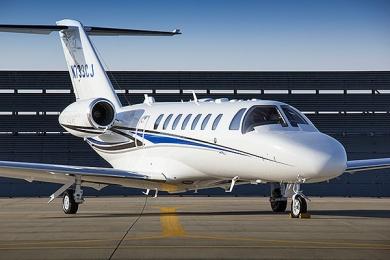 Cessna CJ3+ business jet