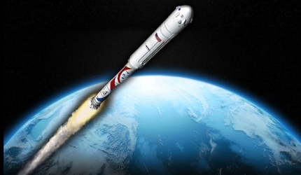 Liberty is a new commercial space transportation system under development for carrying humans to low Earth orbit (LOE).