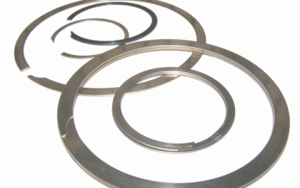Spirolox rings