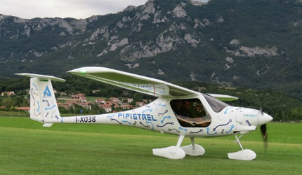 Pipistrel WATTsUP Electric Trainer Aircraft